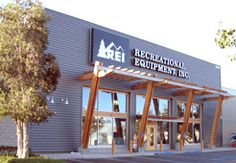 REI San Diego...I am mildly obsessed with this store now