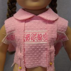 I Dream of Jeanne Marie — Dreamy clothes and accessories for your dolls