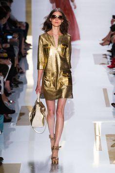 DVF. Spring 2014 Trend Report - Runway Spring Fashion Trends 2014.  Harper's BAZAAR.