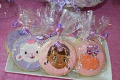 Hostess with the Mostess® - Kennedy's Doc McStuffins Birthday Party