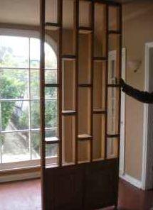 mid-century modern room divider   mid-century room dividers