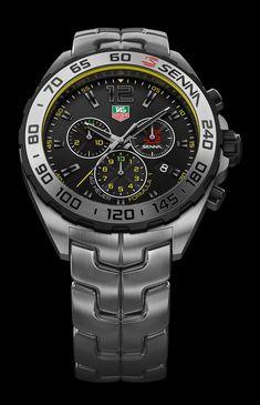 TAG Heuer Formula 1 Cronógrafo Edición Especial Senna CAZ1013.BA0883