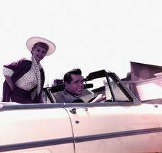 Rarely-Seen Photo of Lucille Ball