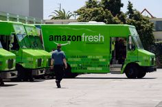 Amazon Fresh UK grocery delivery service launches in London