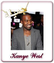 Kanye West Namenskette