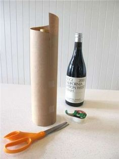 images about Flaschen verpacken / bottlewrap