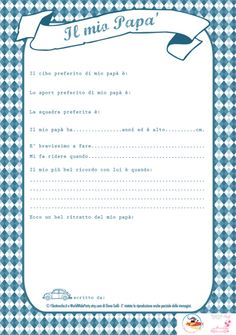 Sport, File, My Dad, Classroom Management, Kids And Parenting, Special Day, Children, School Craft, Scrapbooking