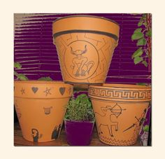Greek Pottery Homeschool Project | A Little Crunchy