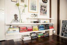 Casa sem armários? Inpire-se em vários projetos para organizar seus pertences…