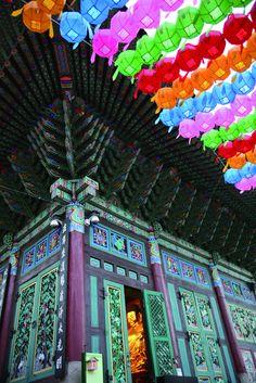 Jongyesa Temple in Seoul by Seoul Korea on Flickr.