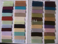Colour palette part 2