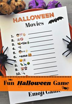 Halloween Games for Kids. Here are some fun halloween games to play. They are perfect for kids halloween parties. #halloween #partyidea #halloweengame #kidsparty Halloween Games Adults, Halloween Party Games, Kids Party Games, Halloween Activities, Halloween Fun, Birthday Games For Adults, Halloween Cakes, Halloween Decorations, Birthday Ideas