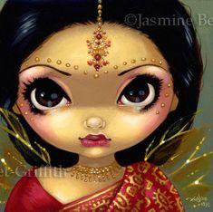 Faces of Faery 108 india princess sari sarees big by strangeling, $13.99