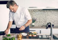 Why Curtis Stone Loves Bosch Induction Cooktops   Heart of the Home Loose Stomach Fat Fast, Curtis Stone Recipes, Meals, Cooking, Food, Kitchen, Meal, Kochen, Eten