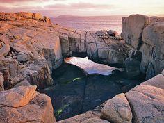 Natural Bridge, Australia.