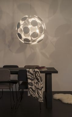 Plenty work pendant lamp