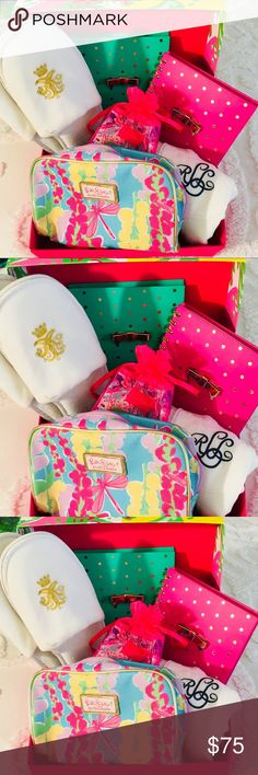 Ultimate Preppy Gift Box Gift Mystery boxes include 5 preppy theme items from brands like Lilly Pulitzer, Vineyard Vines and J.Crew. No returns accepted. Please check out my closet thoroughly Jewelry Earrings