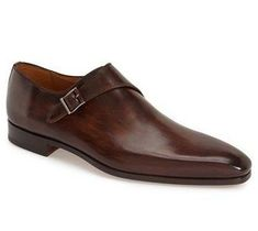Men Brown Single Monk Handmade Genuine Leather Shoes Description: Below are the main features of the product - Genuine Leather- Handmade Leather Shoes- Beautiful Brown Single Monk Strap leather Shoe Style- High Quality Premium Leather Shoes Brown Leather Shoes, Handmade Leather Shoes, Blue Dress Shoes, Modern Mens Fashion, Mens Winter Boots, Monk Strap Shoes, Formal Shoes For Men, Men S Shoes, Slip On Shoes