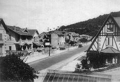 Fotos antigas do Rio de Janeiro - Rua Sá Ferreira - 1929