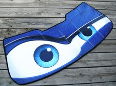 Car and truck eyes sunshades - need some of these for my mini:)