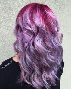 """""""Magenta Lavender.  One of my personal favorites."""""""