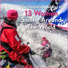 13 inspiring women from Team SCA are sailing across the world in the Ocean Volvo Race! Read more about their history breaking journey! #weareteamsca #amazingwomeneverywhere #sponsored