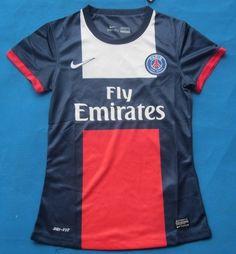 Camisetas de FC Paris Saint Germain 2013/2014 Mujer [048] - €16.87 : Camisetas de futbol baratas online!