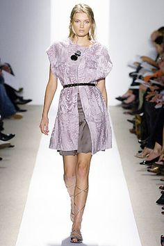 J. Mendel Spring 2007 Ready-to-Wear Collection Photos - Vogue