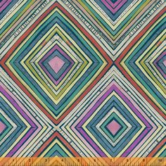 Carrie Bloomston Dreamer - ZigZag Multi