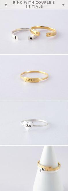 Unusual Wedding Rings for Women Mom Jewelry, Custom Jewelry, Jewelry Design, Couple Jewelry, Jewelry Stores, Unusual Wedding Rings, Wedding Rings For Women, Wedding Unique, Unique Rings