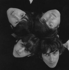The Beatles are one of my favorite bands, and they're the first band that I really got into.