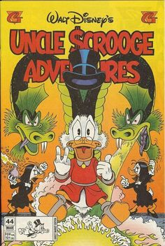 """""""Two-In-One"""" by David Gerstein & Daniel Branca, cover by Don Rosa"""