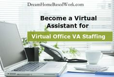 Virtual Assistant Jobs with Virtual Office VA Staffing