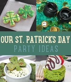 Top St. Patrick's Day Party Ideas for Lucky DIYers Craft Ideas | DIY Ready