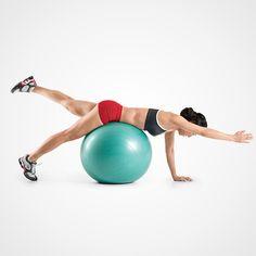 Shape je bilpartij met deze snelle workout.