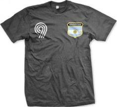 Argentina Crest Retro International Soccer T-Shirt, Argentine National Pride Mens T-shirt, Small, Charcoal Emo,http://www.amazon.com/dp/B004CZZBMG/ref=cm_sw_r_pi_dp_YP.Gtb0TWAY1A99N