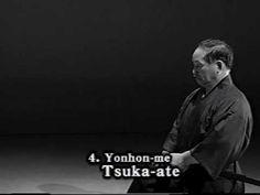 Iaido Kata Seitei 04 Yonhon-me - Tsuka-ate - High quality