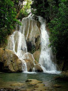 Cascadas las Golondrinas, Chiapas, Mexico (by headlessmonk).