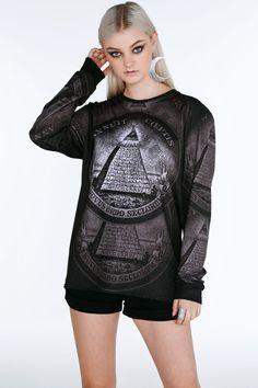 Illuminati Long Sleeve BFT – 7 DAY UNLIMITED ($80AUD) by BlackMilk Clothing