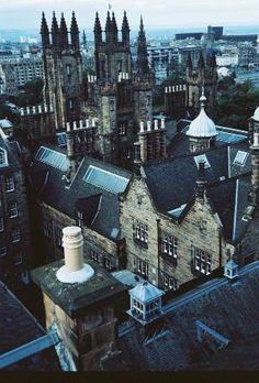 Edinburgh, Scotland by patrice