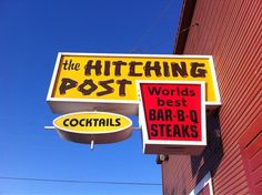 The Hitching Post Great for Steaks  Categories: Barbeque, Steakhouses    3325 Point Sal Road  Casmalia, CA 93429