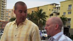 "Burn Notice 4x03 ""Made Man"" - Jesse Porter (Coby Bell) & Hank (Max Perlich)"