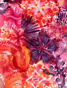 bright pattern #pattern #art