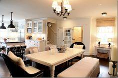Breakfast Room & Kitchen..Reader's House Series #1