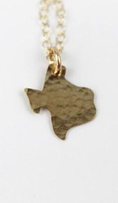 The stars at night are big and bright deep in the heart of Texas! Show your Texas-love with this charm necklace. <3 #mooreaseal