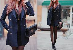Perfect black coat!!