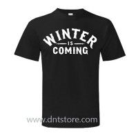 Winter is coming Game of Thrones T Shirt