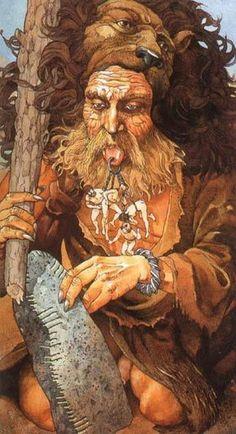 Os celtas não misturavam panteões de outras culturas e nem cultuavam deuses celtas de outras tribos. Apesar das semelhanças, cada ramo celebrava seus deuses locais seguindo apenas as referências da…