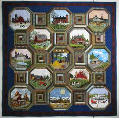 Piecemakers quilt by Jan Z., quilted by Jan Hutchison