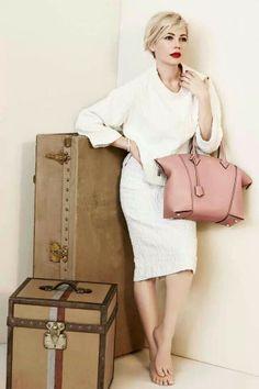 Michelle Williams | Louis Vuitton
